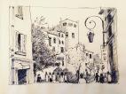 Rue Aubernon Antibes